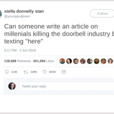 The Death of Doorknocking